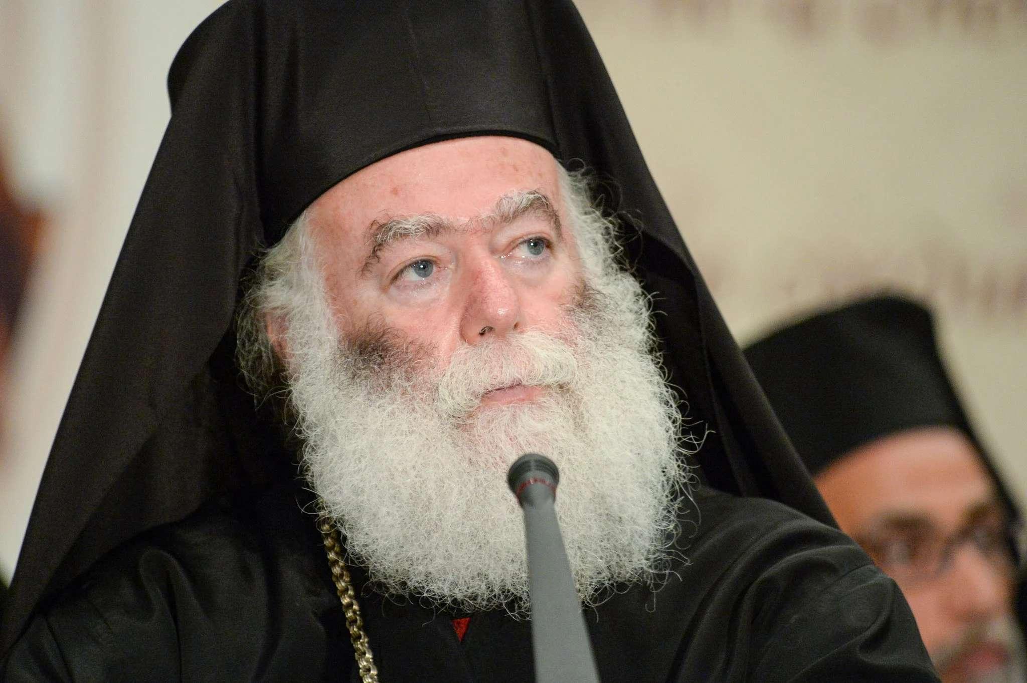 Πατριάρχης Αλεξανδρείας: Η επίσκεψη Μητσοτάκη στη Λιβύη θα δώσει το μήνυμα της ειρήνης