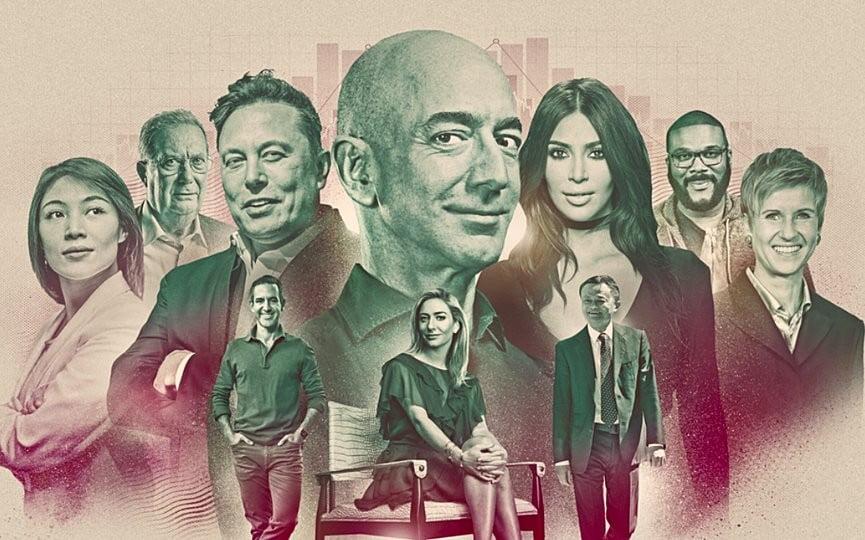 Εντονη η παρουσία των ομογενών στον κατάλογο των δισεκατομμυριούχων του «Forbes»