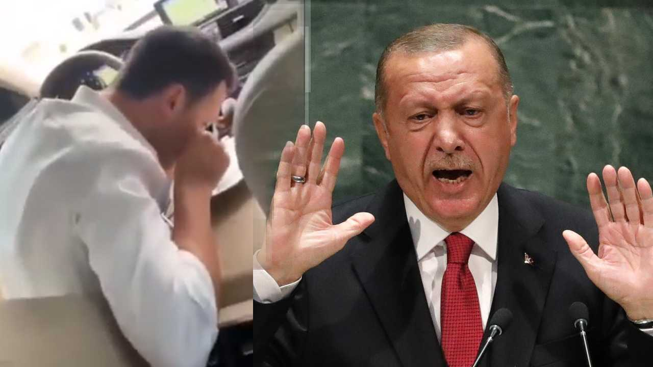 Σάλος στην Τουρκία με φρουρό του Ερντογάν! Διασκέδαση με κοκαΐνη και εκατομμύρια λίρες