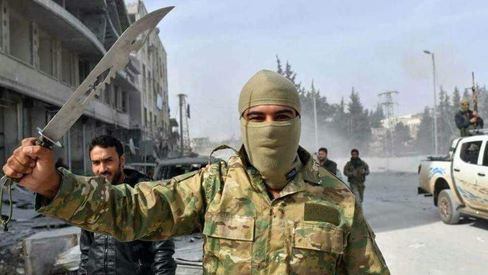 Συριακά ΜΜΕ: Οι μισθοφόροι του Ερντογάν στη Συρία πήραν οδηγίες να ετοιμάζονται για Ουκρανία