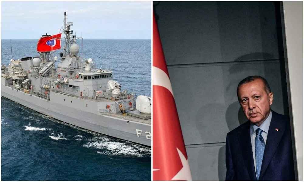 Ραγδαίες εξελίξεις στην Τουρκία: 103 απόστρατοι ναύαρχοι κατά Ερντογάν – Απειλή πραξικοπήματος «βλέπει» η τουρκική κυβέρνηση – «Να ξέρετε τα όριά σας»
