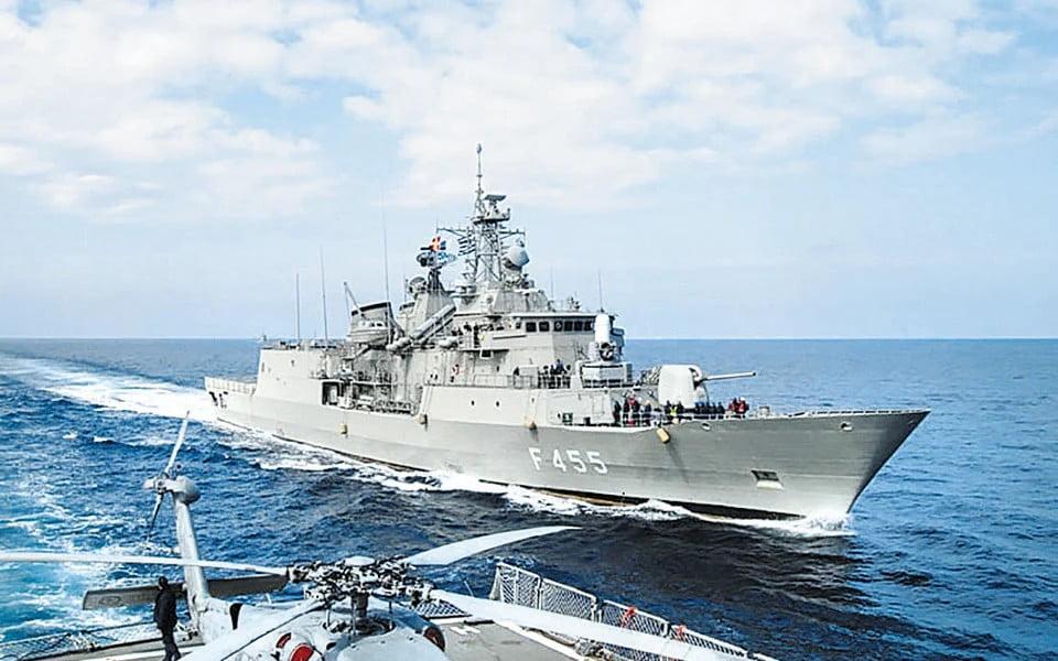 Ναυμαχία υπερδυνάμεων για τη φρεγάτα του Πολεμικού Ναυτικού