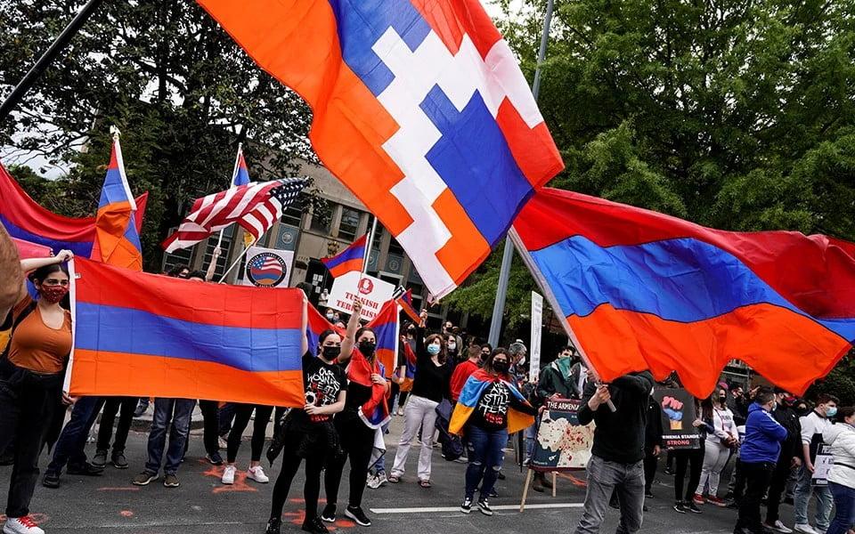 Κρεμλίνο για γενοκτονία Αρμενίων: Η αναγνώριση από ΗΠΑ είναι μέρος του παιγνιδιού «καρότο και μαστίγιο»