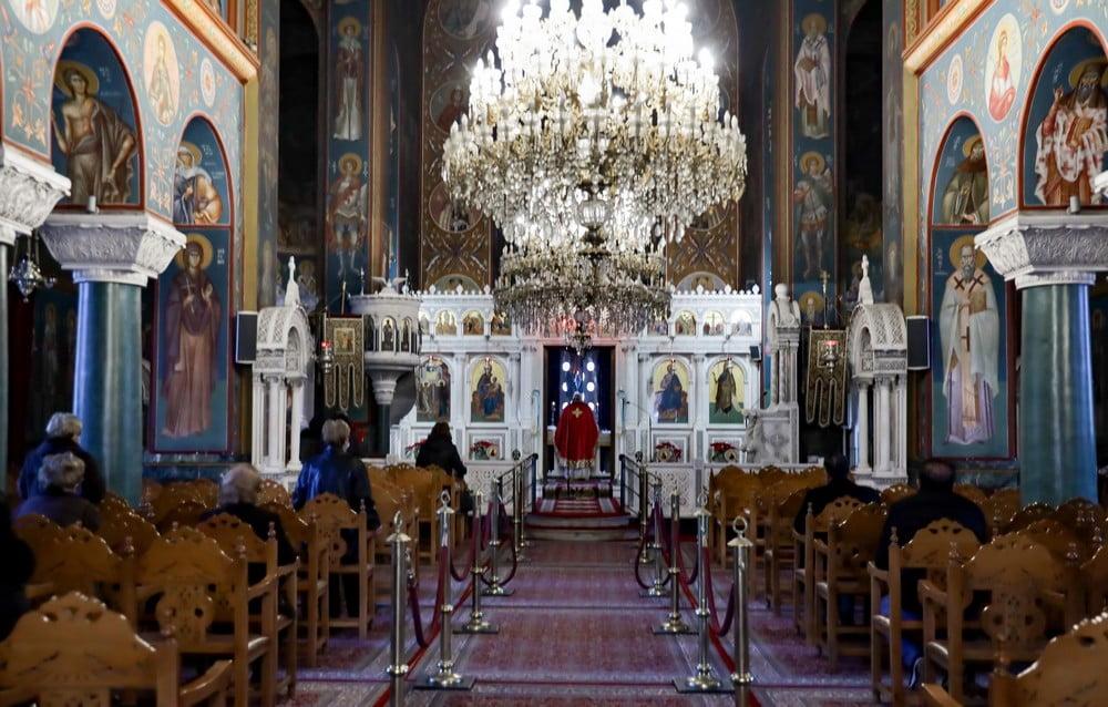 Η πρόταση της Ιεράς Συνόδου για τη λειτουργία των ναών την περίοδο του Πάσχα