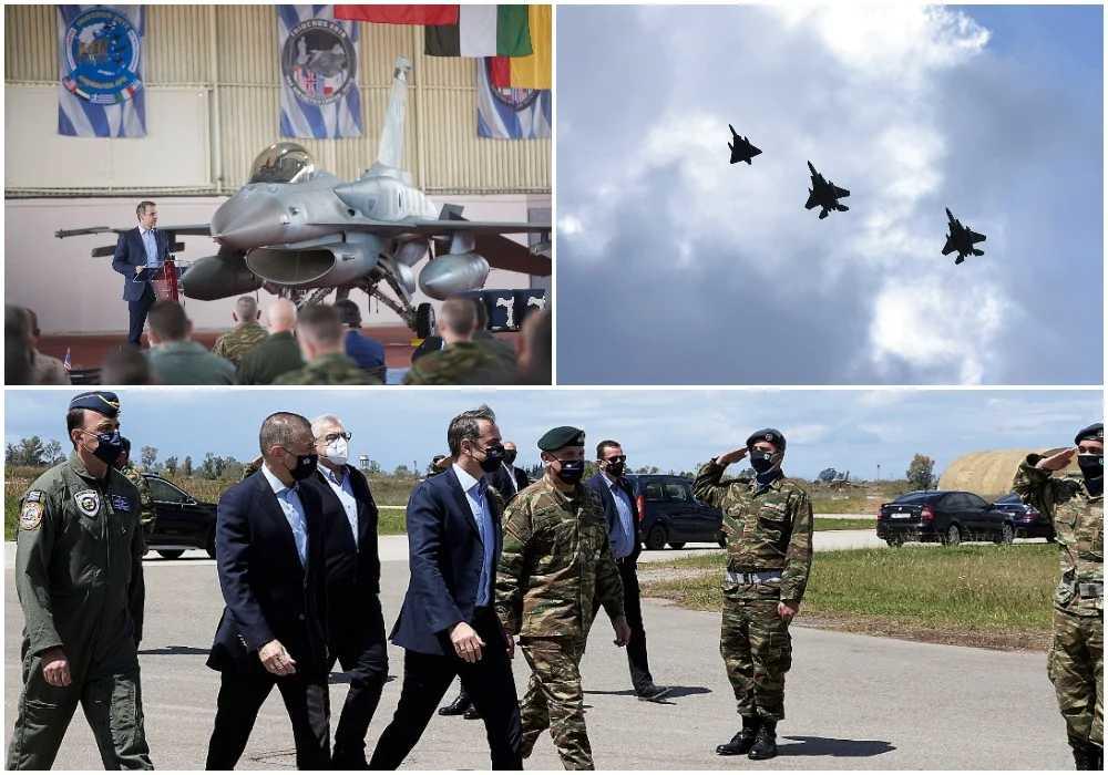 «ΗΝΙΟΧΟΣ 21»: Έτοιμη για να αντιμετωπίσει κάθε πρόκληση η Ελλάδα – Τα μηνύματα του πρωθυπουργού στην Τουρκία και οι διεθνείς συμμαχίες