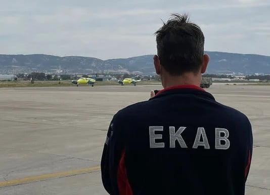 Ιδού τα νέα αεροσκάφη του ΕΚΑΒ! Έφτασαν στην Ελλάδα (ΒΙΝΤΕΟ)