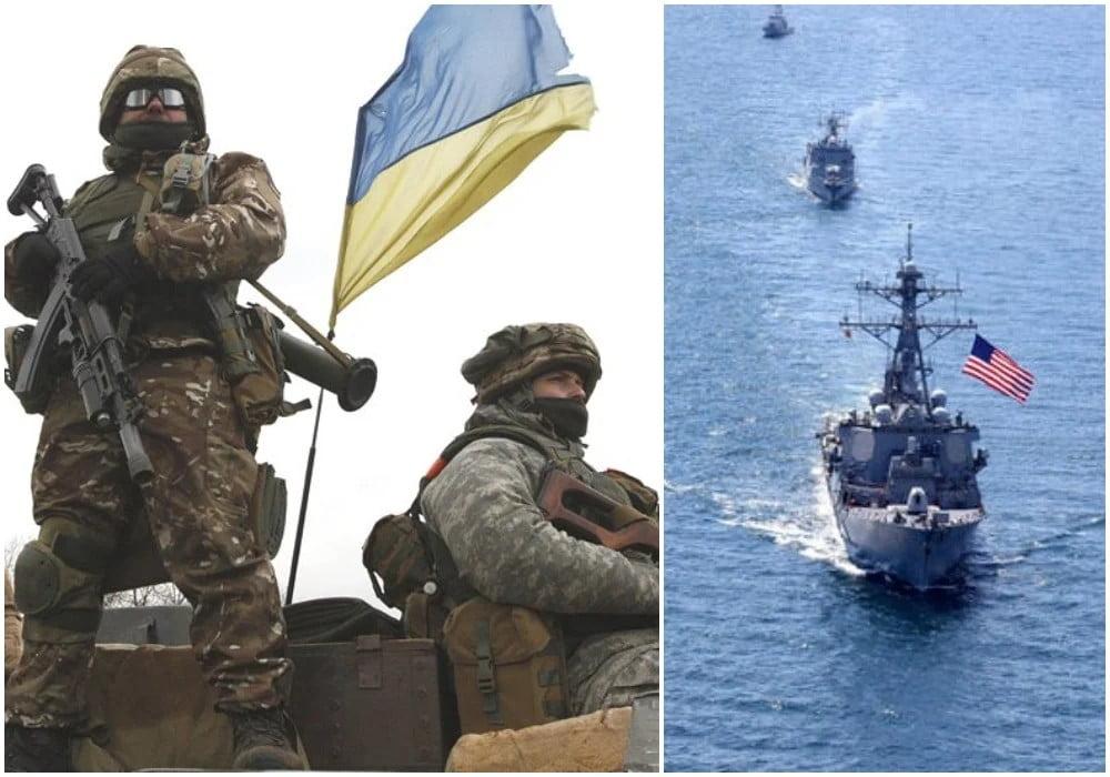 Ουκρανία: Κρίσιμη συνεδρίαση του ΝΑΤΟ –Διαψεύδονται τα περί ανάπτυξης αμερικανικών πλοίων στη Μαύρη Θάλασσα