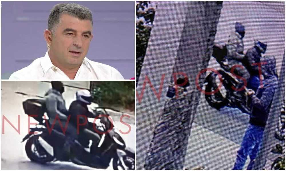 Δολοφονία Γιώργου Καραϊβάζ: Αυτό είναι το βίντεο-ντοκουμέντο με τους εκτελεστές που εξετάζει η ΕΛ.ΑΣ – Δείτε τους δύο δολοφόνους (εικόνες-βίντεο)
