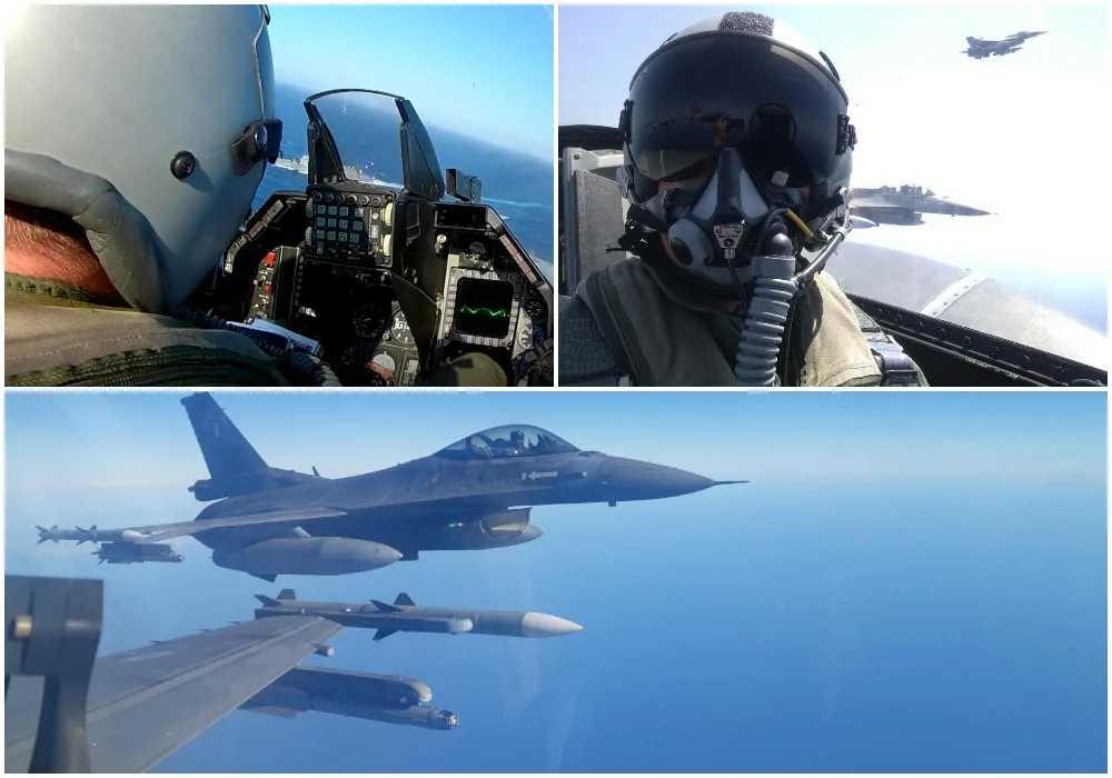 Σχολείο Όπλων Τακτικής: Το Ελληνικό «Top Gun» και οι πρώτοι των πρώτων -Εκεί που εκπαιδεύονται τα κορυφαία «γεράκια» της Πολεμικής Αεροπορίας
