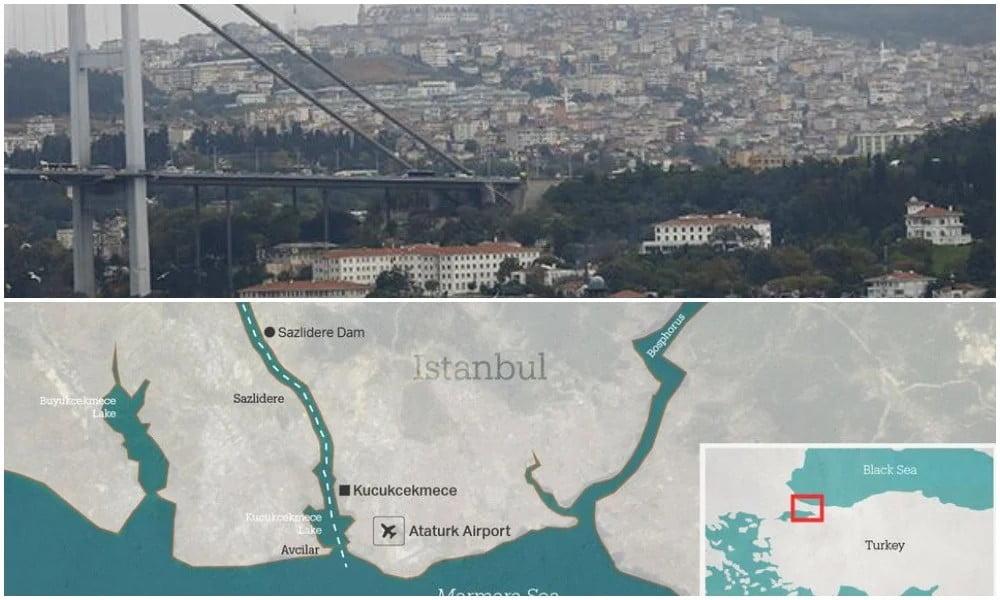 Τουρκία: H Συνθήκη του Μοντρέ, το κανάλι της Κωνσταντινούπολης και ο «πόλεμος» Ερντογάν με απόστρατους αξιωματικούς