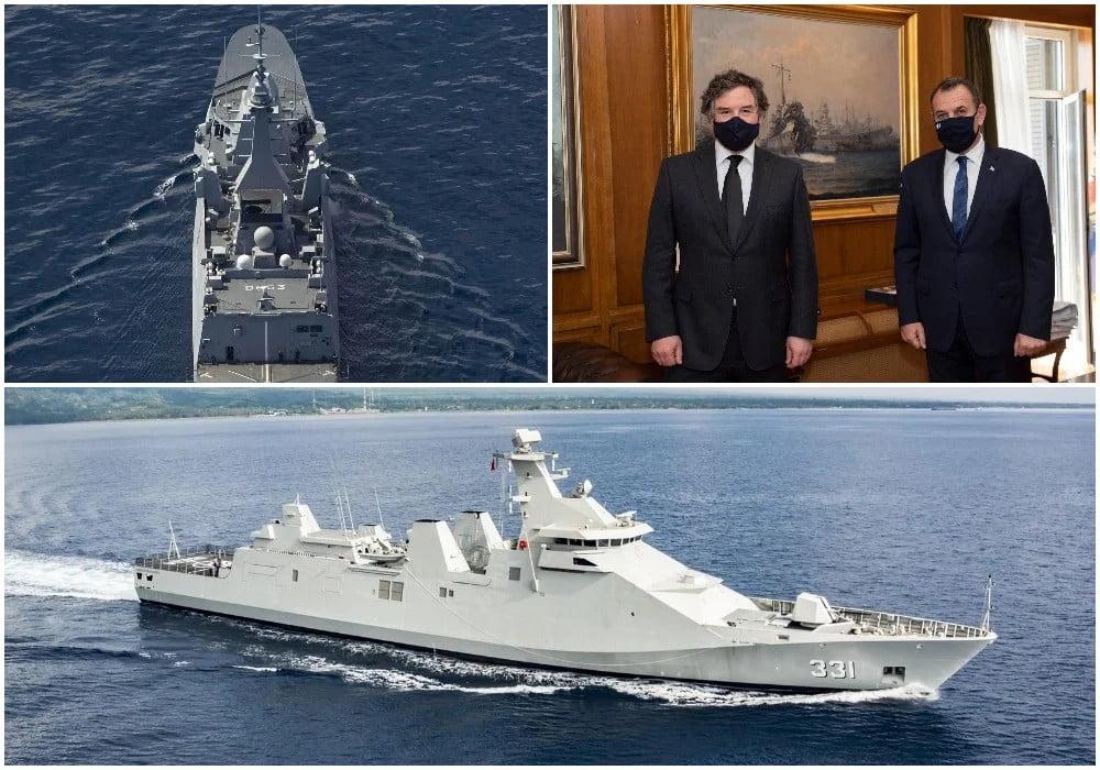 Η «ναυμαχία» για τις φρεγάτες: Όλο το παρασκήνιο της «σύγκρουσης» των «μνηστήρων» – Οι Ευρωπαίοι ανεβάζουν συνεχώς τον πήχη