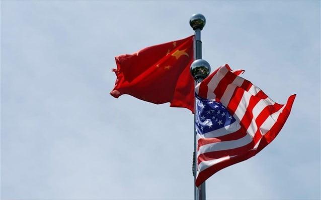 Μήνυμα της Κίνας στις ΗΠΑ να μην παίζουν με τη φωτιά σχετικά με την Ταϊβάν