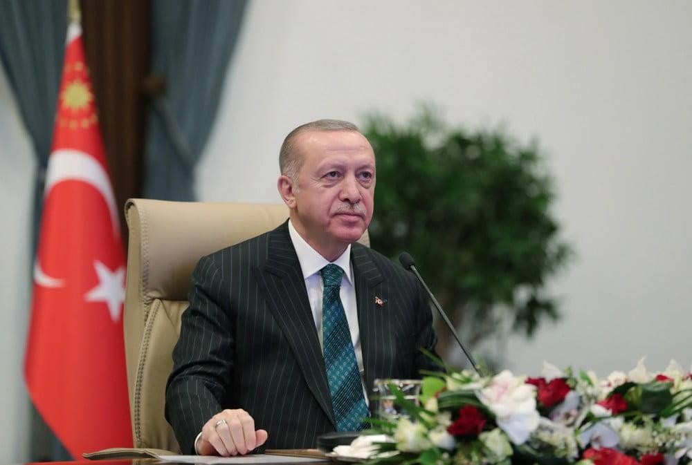 Ο Ερντογάν απάντησε στον Ντράγκι: Οι δυτικοί πολιτικοί με προσωπικές επιθέσεις κρύβουν την ανικανότητά τους