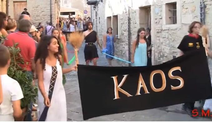 Φοβερό! Αναβίωση αρχαιοελληνικού εθίμου στη Σικελία