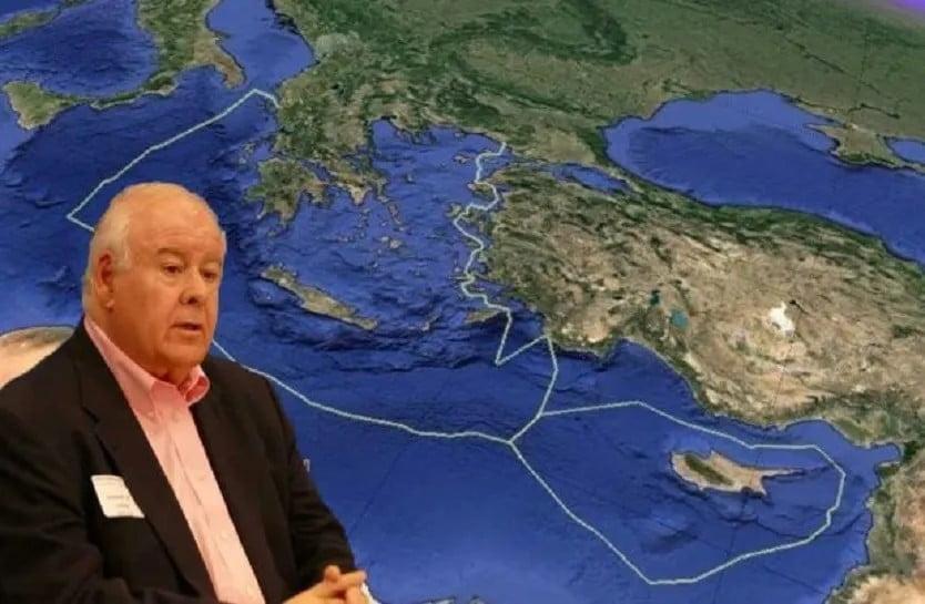 Επίσημος Χάρτης: Η γεωπολιτική σημασία της ΑΟΖ της Ευρωπαϊκής Ένωσης και το Καστελόριζο της Ευρώπης