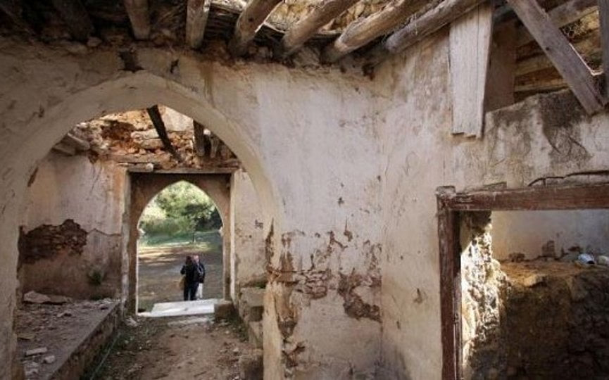 Οι θρησκευτικοί ηγέτες καταδικάζουν βεβήλωση αρμενικού μοναστηριού