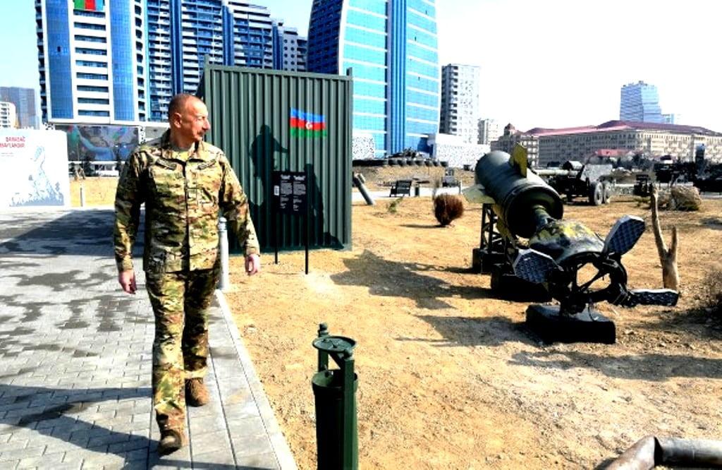 Η Αρμενία έξω φρενών για το πάρκο-έκθεση πολεμικών τροπαίων στο Αζερμπαϊτζάν