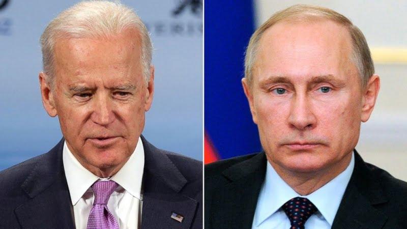 ΗΠΑ: Μια συνάντηση Μπάιντεν-Πούτιν θα ρίξει την ένταση μεταξύ των δύο χωρών