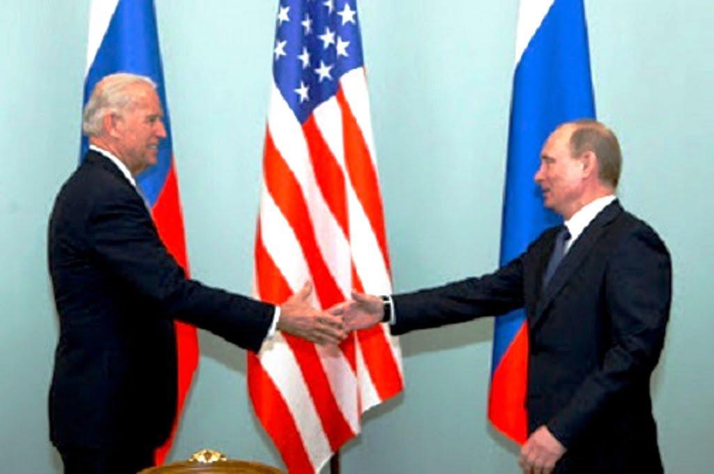 Όταν ο Μπάιντεν θέλει να κάνει τον Πούτιν Γκορμπατσώφ Νούμερο 2