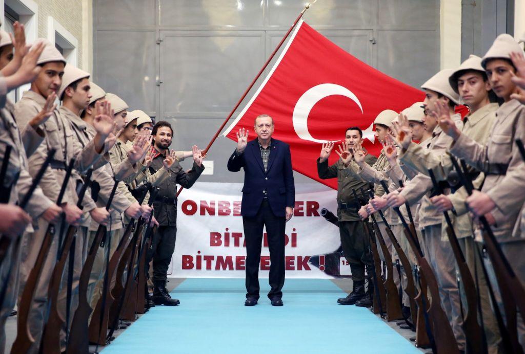 Ο Ερντογάν και η πολιτική αξιοποίηση πραξικοπημάτων και «πραξικοπημάτων»