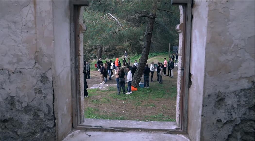 Έκαναν κλαμπ το Αρμενικό Μοναστήρι στην κατεχόμενη Χαλεύκα