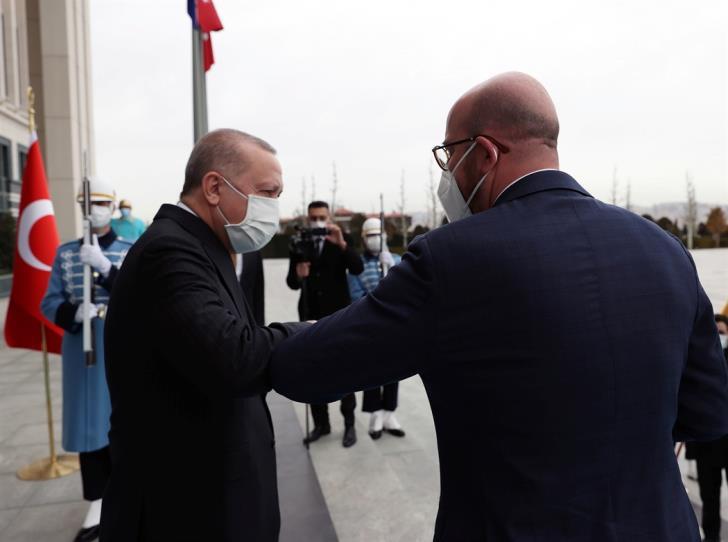 Σαρλ Μισέλ από Άγκυρα: Προοδευτική και αναστρέψιμη η θετική ατζέντα με Τουρκία