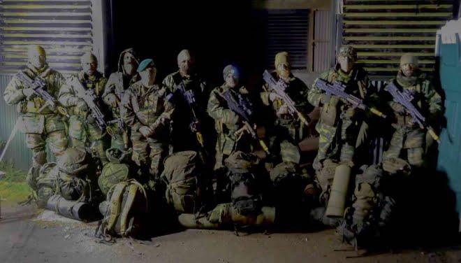 ΛΕΦΕΔ: Η Ομάδα Αναγνωρίσεως στην Άσκηση Cambrian Patrol