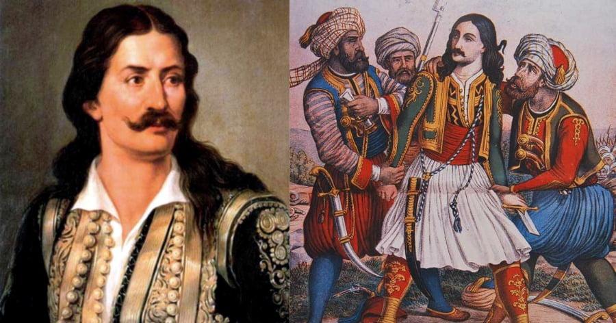 Αθανάσιος Διάκος: Ο ιερομάρτυρας της Επανάστασης – Αφιέρωμα στον αγνό ήρωα