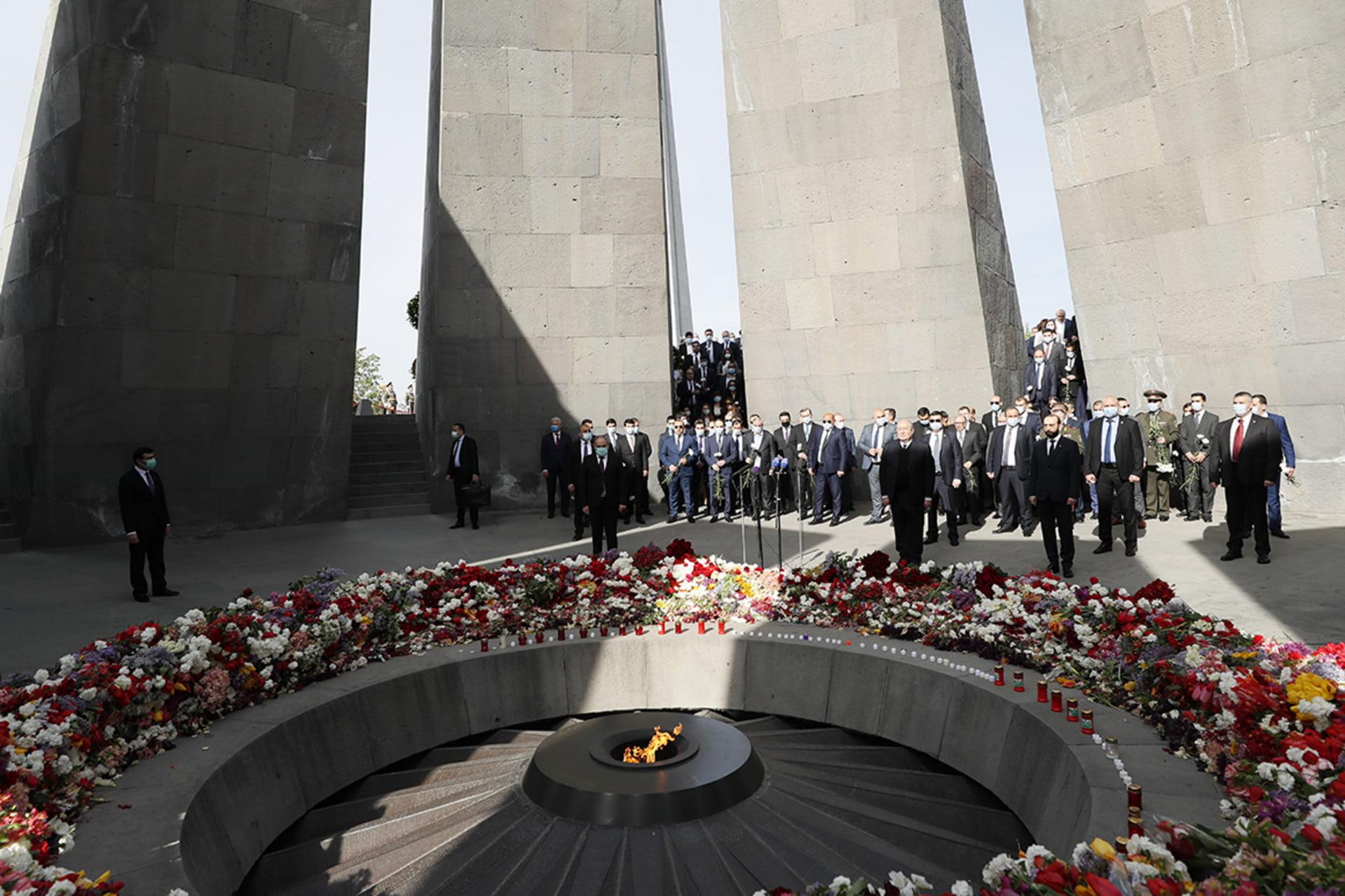 «Φυσικά και είναι Γενοκτονία»: Πώς ο Μπάιντεν εκπλήρωσε μια υπόσχεση προς τους Αρμένιους