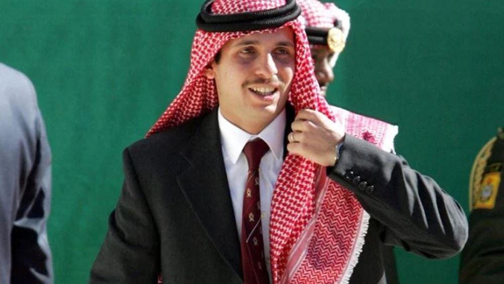 Τι συμβαίνει στο παλάτι της Ιορδανίας;