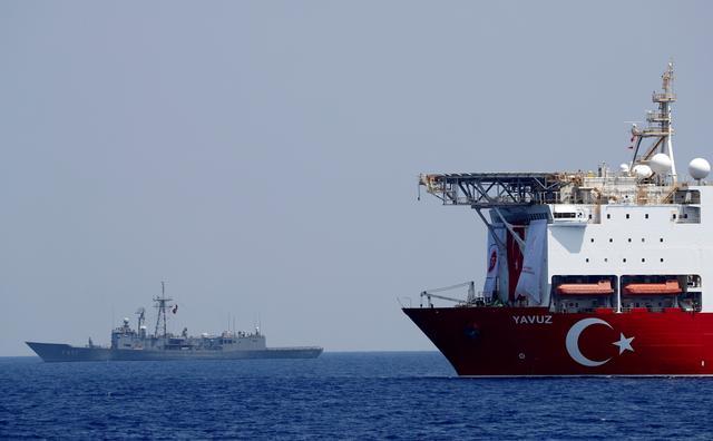 Αυξάνει την ένταση σε Αιγαίο και Αν. Μεσόγειο η Τουρκία λίγο πριν την Πενταμερή για το Κυπριακό