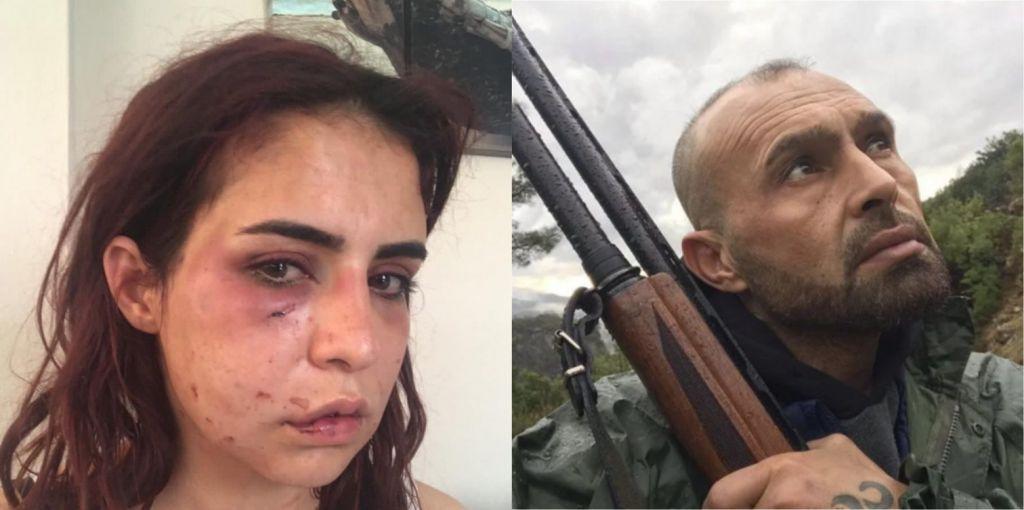 Δείτε ΞΑΝΑ το πραγματικό πρόσωπο της Τουρκίας! Έδειρε την ερωμένη του ενώ έκανε βιντεοκλήση με τη γυναίκα του