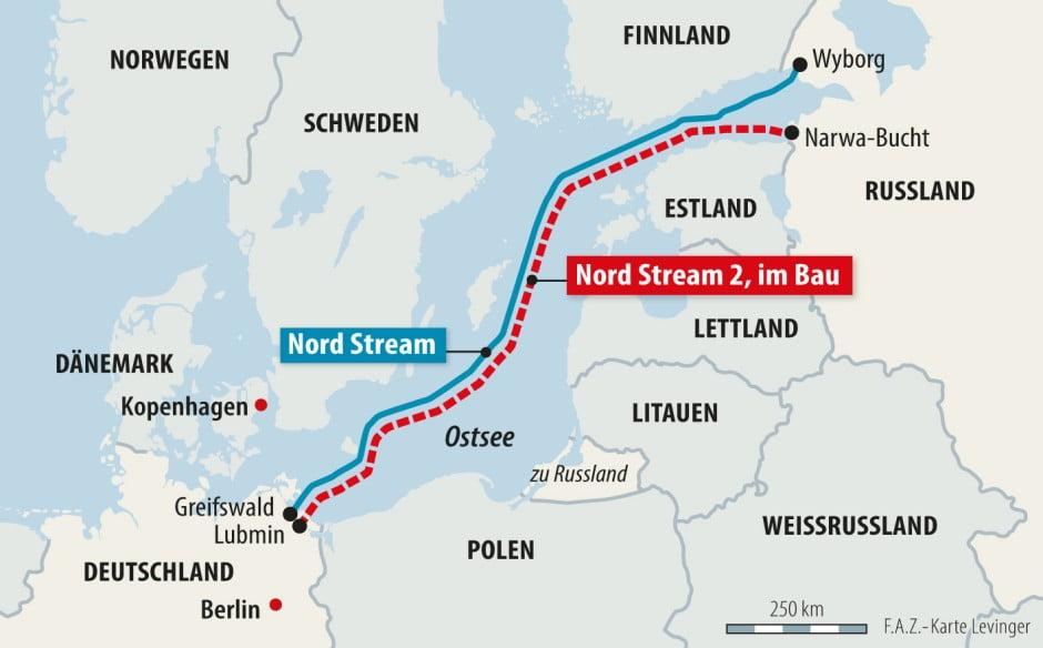 Αλλαγή στάσης από τις ΗΠΑ στον αγωγό Nord Stream 2;