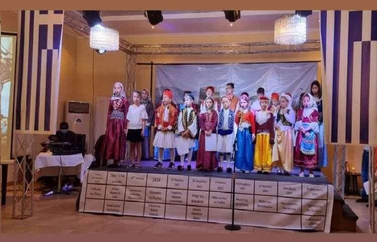 Η ελληνική κοινότητα του Κονγκό γιόρτασε τα 200 χρόνια από την Ελληνική Επανάσταση