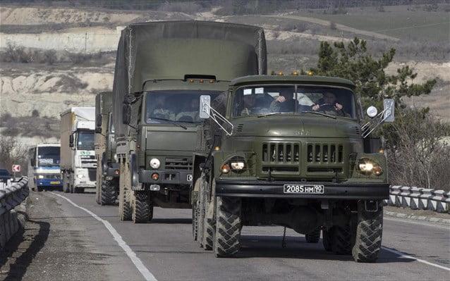Εξελίξεις! Αποσύρεται ο ρωσικός στρατός από τa σύνορα της Ουκρανίας