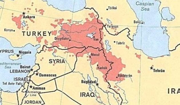 Ήρθε η στιγμή κάποιος να μιλήσει ανοιχτά για διχοτόμηση της Τουρκίας