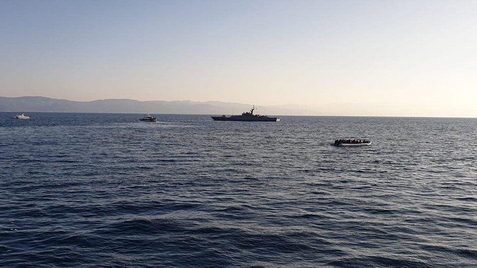 Το τουρκικό κράτος συνεχίζει να στέλνει παράνομα μετανάστες στην Ελλάδα (βίντεο)