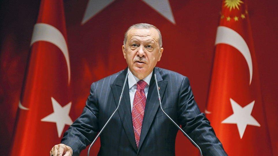 Ελληνοτουρκικά: Ερντογάν: Με αυτή τη νοοτροπία πετύχαμε σε Καραμπάχ, Κύπρο, Ανατολική Μεσόγειο και Αιγαίο