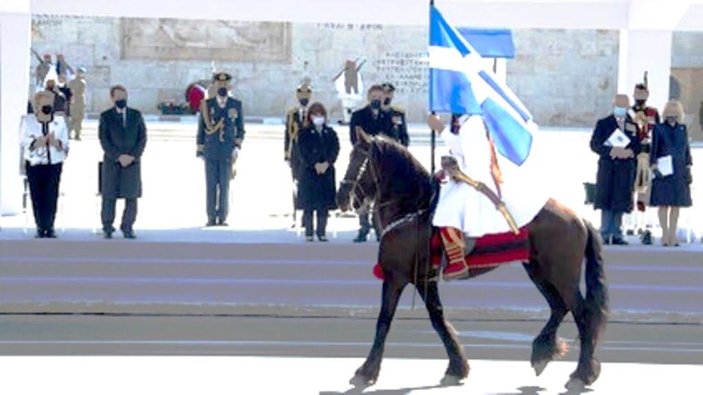 Κυπριακό άγημα 25ης Μαρτίου. Ναι ΕΔΕΚ, όχι ΑΚΕΛ, πάπια οι άλλοι