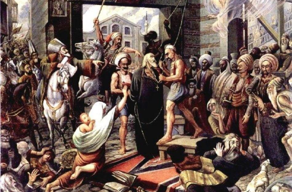 10 Απριλίου 1821: Οι Τούρκοι απαγχονίζουν τον Πατριάρχη Γρηγόριο Ε'