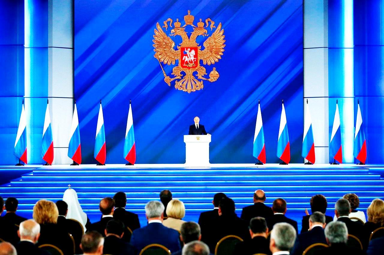 Ο Πούτιν στην Ετήσια Ομιλία του προς το έθνος:  «Άμεση και σκληρή απάντηση έρχεται για εκείνους που παραβιάζουν την κόκκινη γραμμή»