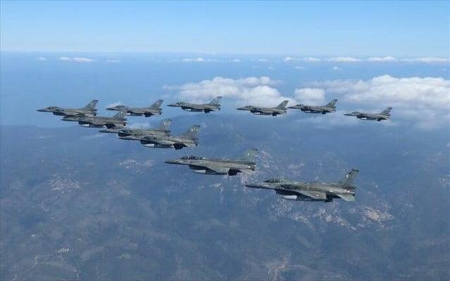 Όπλα για τα F-16 παρουσιάστηκαν στην Πολεμική αεροπορία