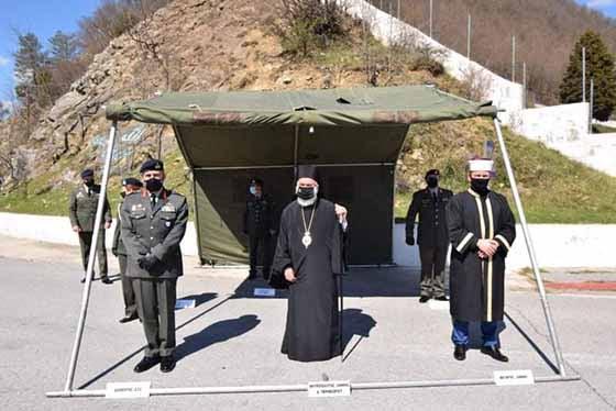 Μάχη Οχυρού Εχίνος: Έλληνες, Χριστιανοί και Μουσουλμάνοι, έπεσαν υπέρ πατρίδος