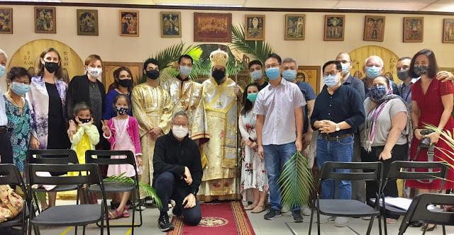 Χειροτονήθηκε ο πρώτος σιγκαπουριανός κληρικός της Ορθόδοξης Κοινότητας Σιγκαπούρης (BINTEO)