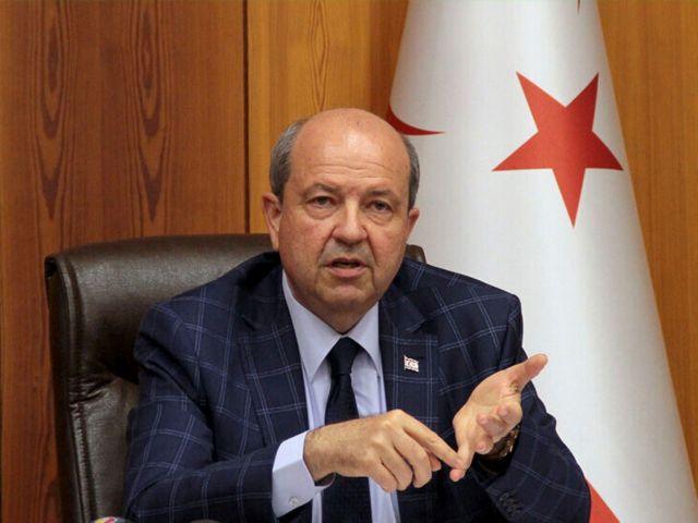 Προκλητικός Τατάρ: «Με την άφιξη του τουρκικού στρατού το 1974 διατηρήθηκε μέχρι σήμερα η ειρήνη στο νησί»
