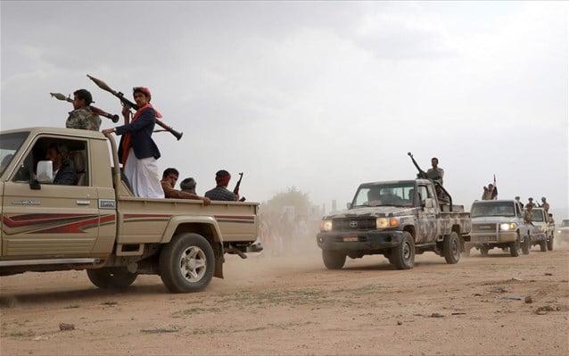 Υεμένη: Σφοδρές μάχες με 96 νεκρούς για την κατάληψη της πόλης Μαρίμπ