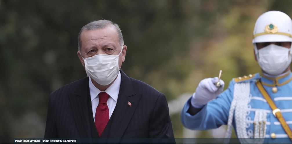 Ο Ερντογάν θα παραπεμφθεί για εσχάτη προδοσία;