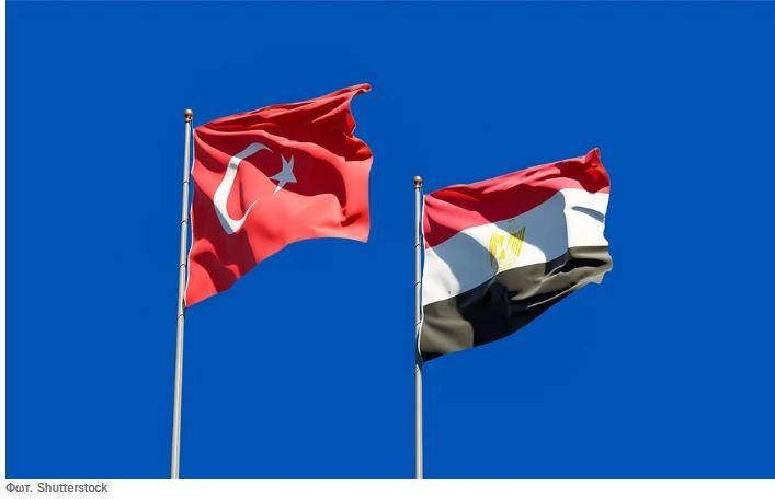 Διερευνητικές Αιγύπτου – Τουρκίας: «Ειλικρινείς και εις βάθος συνομιλίες»