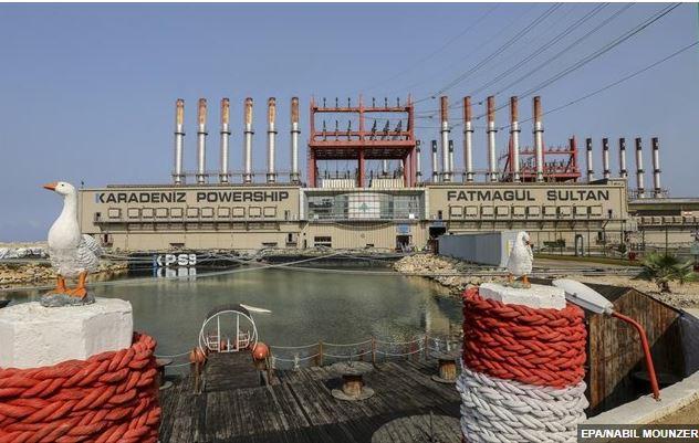 Τουρκική εταιρεία έκοψε το ρεύμα στο Λίβανο