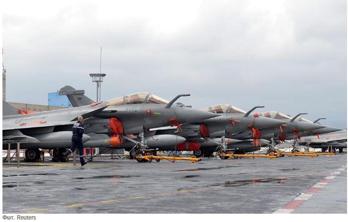 Γαλλία, Γερμανία και Ισπανία χτίζουν το νέο Μελλοντικό Εναερίο Σύστημα Μάχης (SCAF) της Ευρώπης